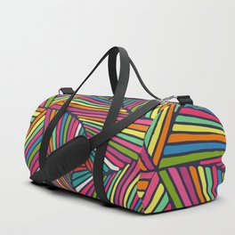 African Style No4 Duffle Bag