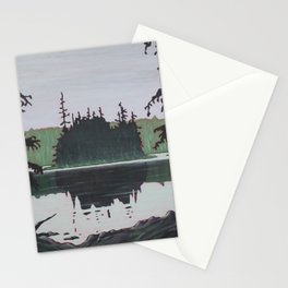 Ouse Lake, Algonquin Park Stationery Cards
