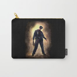 Zombie Cop Carry-All Pouch