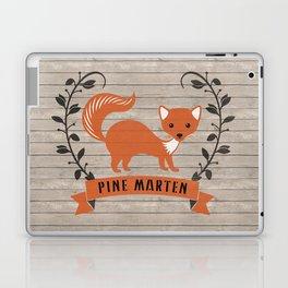Pine Marten Laptop & iPad Skin