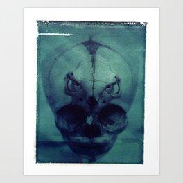 X Ray Terrestrial NO. 8 Art Print