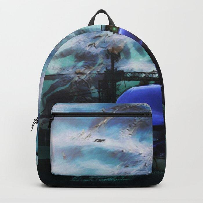 Seaweed Trucking Backpack