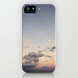The Moon & More iPhone Case