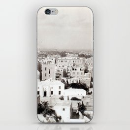 Alexandria, Egypt 1901 iPhone Skin