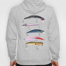 Fishing Lures Hoody