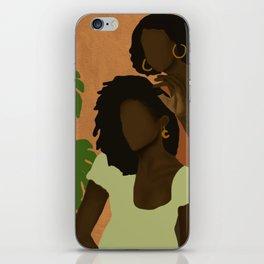 Bonding iPhone Skin