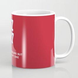 J Zimm - 99 Problems Coffee Mug