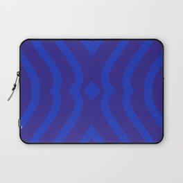 Bluesy Twist Laptop Sleeve