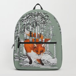 Fox Forest Backpack