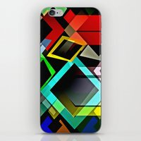 les miserables iPhone & iPod Skins featuring Les Miserables by Vivian Fortunato