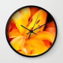 Polleny Wall Clock