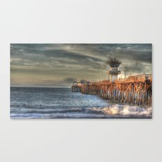 Lovely :) Canvas Print