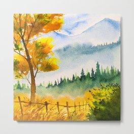 Autumn scenery #19 Metal Print