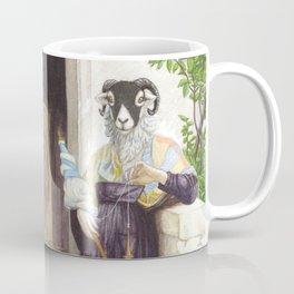 The Sheep Spinner Coffee Mug