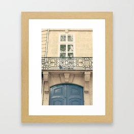 Paris, oh this beauty Framed Art Print