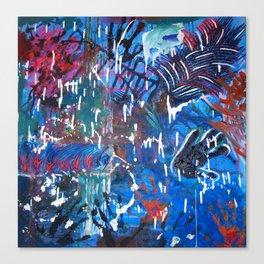 Bluzar Canvas Print