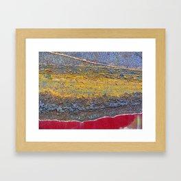 Colors of Rust 824 / ROSTart Framed Art Print