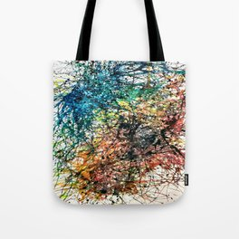 Celestial Recombining Tote Bag