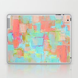 Coral Coterie Laptop & iPad Skin