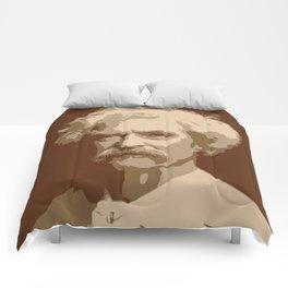 Mark Twain Comforters