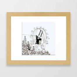 Ennui Framed Art Print
