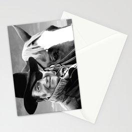 John Wayne @ True Grit #1 Stationery Cards