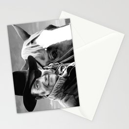 John Wayne @ True Grit #1 Stationery Cards