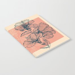 Hibiscus Colors Notebook