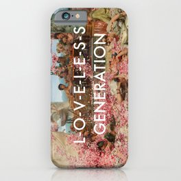 The Roses of the Loveless iPhone Case