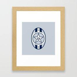 DALFC (Italian) Framed Art Print