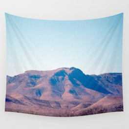 crooked smile Wall Tapestry