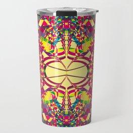 Bohemian Design Travel Mug