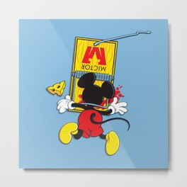 A Better Mousetrap Metal Print