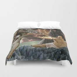 CANTSTANDYA: The Wrath of George Costanza Duvet Cover