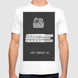 Kurt Vonnegut Jr. quote T-shirt
