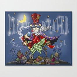 the dreamweavers potion Canvas Print