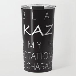 Kaz Brekker Travel Mug