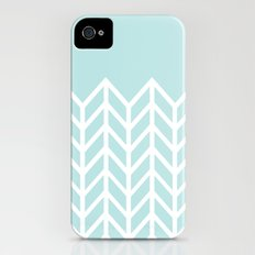 TIFFANY CHEVRON Slim Case iPhone (4, 4s)