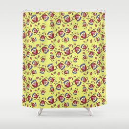 Floral pattern #4 Shower Curtain
