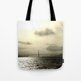 Old Time Frisco Tote Bag