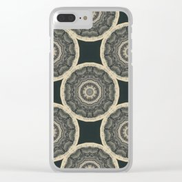 Da Da Rotunda Arch1 Clear iPhone Case
