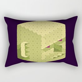 Sha Wujing Rectangular Pillow