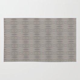 Elegant Gray Geometric Southwestern Pattern - Luxury - Comforter - Bedding - Throw Pillows - Rugs Rug