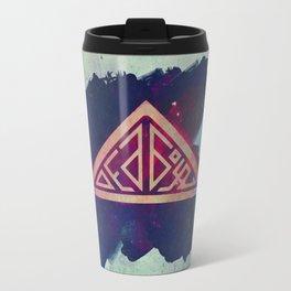 Ded Boyz Logo Painted Travel Mug