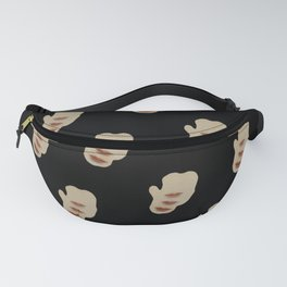 Sometimes my thoughts are betrayed by the movements of my body Fanny Pack