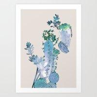 print3 Art Print