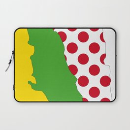 Bicycle Champion - Velo Star Laptop Sleeve
