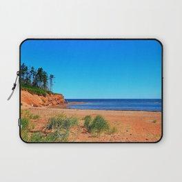 Cabot Beach and Cliffs Laptop Sleeve