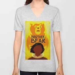 Brother Bear Unisex V-Neck