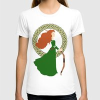 merida T-shirts featuring Merida  by Cantabile